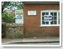 Hall in use as a Polling Station