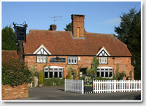 The Queen's Head, East Clandon